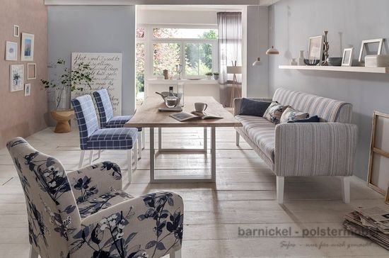 barnickel-polstermöbel, tablesofas and beenches